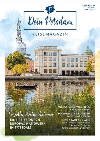 Potsdam - Reise-Informationen