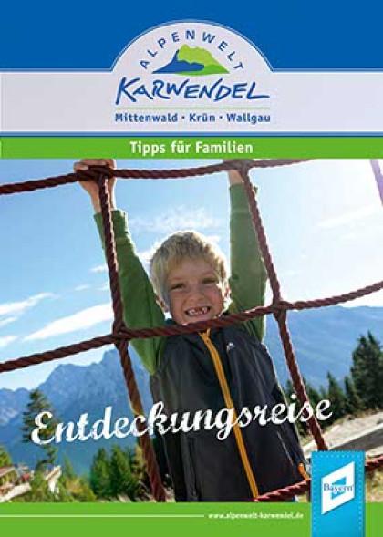 Familienurlaub in der Alpenwelt Karwendel
