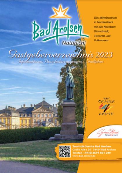 Bad Arolsen – Heilbad im Waldecker Ferienland